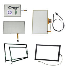 5-Wire Resistive Touch Screen