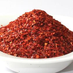 Chilli Flakes, Quality Available: A Grade