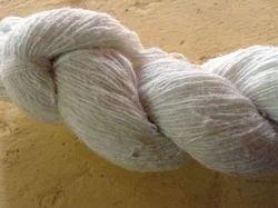 Bleached Hemp Hand Spun Yarn