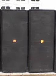JBL SRX725 Speakers