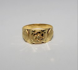 Gents Gold Ring
