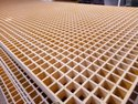 Grilled FRP Grating