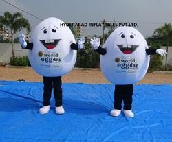 Egg Fur Costumes
