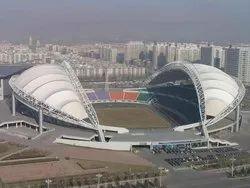 Sports Stadium Tensile Structure