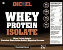 Vegetarian Diezel Whey Protein Isolate, Packaging Size: 1 Kg
