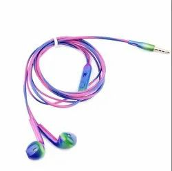 Wired Rainbow Headsets, Weight: 100, Model Name/Number: Colors