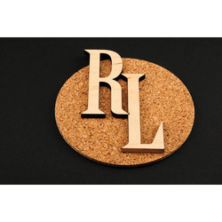 Company Logo Laser Cutting Service
