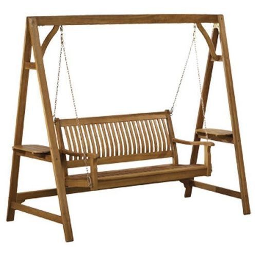 Brown Wooden Swing Chair Rs 18000 Piece Sv Furniture Id
