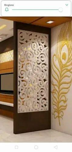 Mdf Jali Partition Mdf Designer Jali Manufacturer From Guwahati