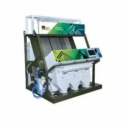 Automatic Chana Dal Color Sorting Machine
