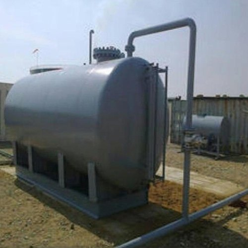 5 To 15 Feet Mild Steel Ms Water Tanks
