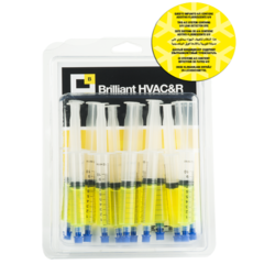 Brilliant HVAC & RUV Leak Detector Dye
