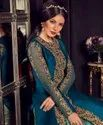 Designer Embroidery Work Gown