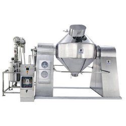 Roto Double Cone Vacuum Dryer (RCVD)