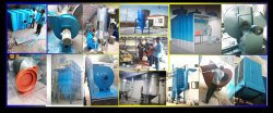 Industrial Spray Painting Booths