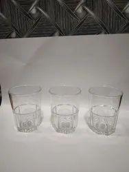 Decent Plastic Short Glass 90 mL