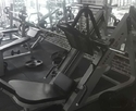 Sm Fitness Stainless Steel Leg Press, For Gym