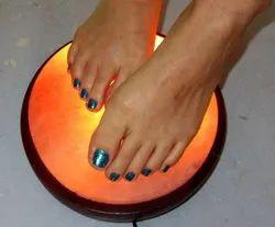 Detox salt lamp