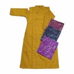 Ladies Party Wear Handloom Cotton Kurti