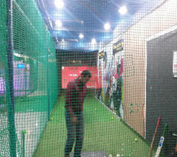 Cricket Virtual Simulator Pace Batter 3W