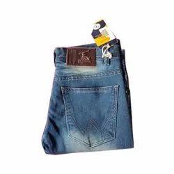 Casual Wear Comfort Fit Mens Denim Jean