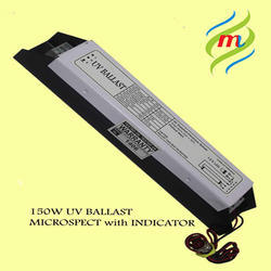 150W UV Ballast Microspect with Indicator Choke