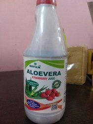 Aloevera Strawberry Juice