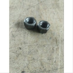Mild Steel Hex Nut, Shape: Hex (head)