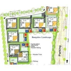 Side Yard Site Planning Landscape Designing Service, Client Site, Coverage Area: >10000 Square Feet