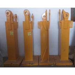 Tower Crane Lug / Fixing Angles P12b, P12c, P12d, P12er