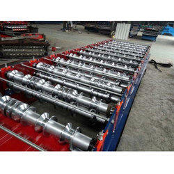 Interchangeable Roll Forming Machine