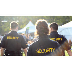 Corporate Events Security Guards Service, in Local
