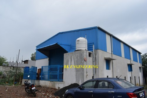 Warehouse Sheds Prefab Warehouse Building Service Provider