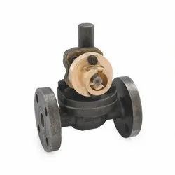 Zoloto 1092 Cast Steel Parallel Slide Blow Off Valve