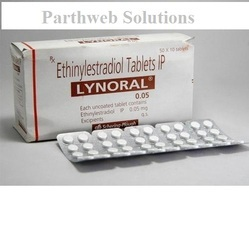 Lynoral (Ethinylestradiol Tablets)