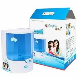 Dolphin Gold Mineral RO UV TDS Water Purifier, Capacity: 9 Liter