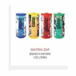 ZAP Matrix Dustbin