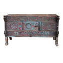 Wooden Hope Chest