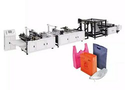 Fully Automatic Non Woven Bag Making Machine C700