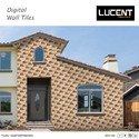 Lw9 Lucent Digital Wall Tiles, 8.72 Sq Ft, 5-10 Mm