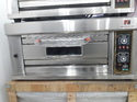 Single Deck Gas Baking Oven