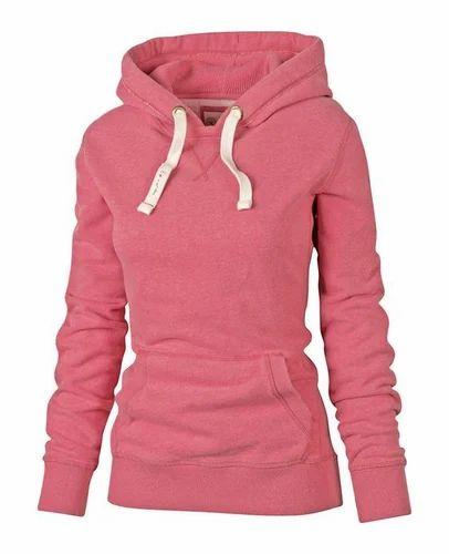 e006fe35a Fleece Full Sleeve Women's Hoodies, Rs 750 /piece, Chiller Fashion ...