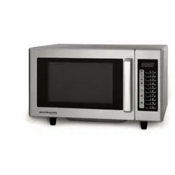 Stainless Steel Menumaster Commercial Microwave Oven, Capacity: 25.5 L, Model: RMS510TS