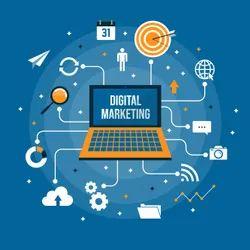 1 Month To 12 Months Digital Marketing Service, Online