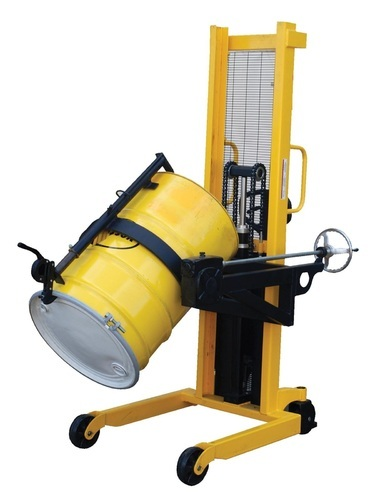 Patel Drum Lifter 110 Rs 45000 Piece Patel Material