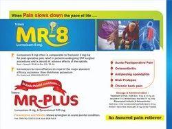 Lornoxicam 4 mg, 8 mg & 16 mg (OD)