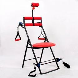 Kawachi Full Body Slimming Toning Fitness Exercise Gym Chair