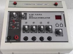 4 Channel TENS Combination Therapy Unit