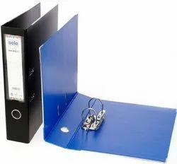 Solo lever arch box file
