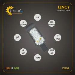 24 W LED Street Light (LENCY)